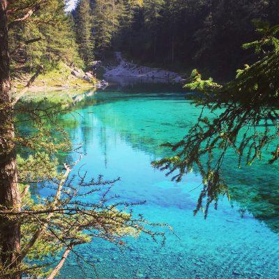 Ausztria, Grüner See